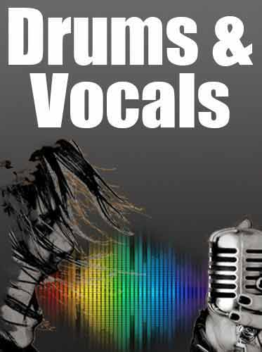Masterclass Drums & Vocal Production Skills