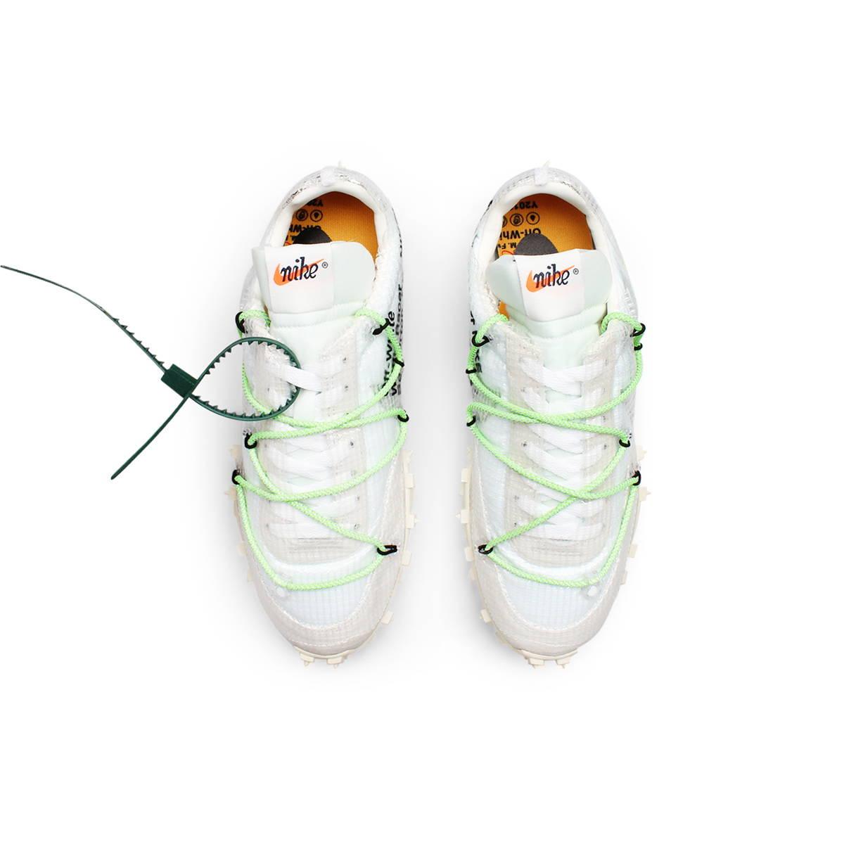 Nike x Off White™ Waffle Racer Women's Shoe