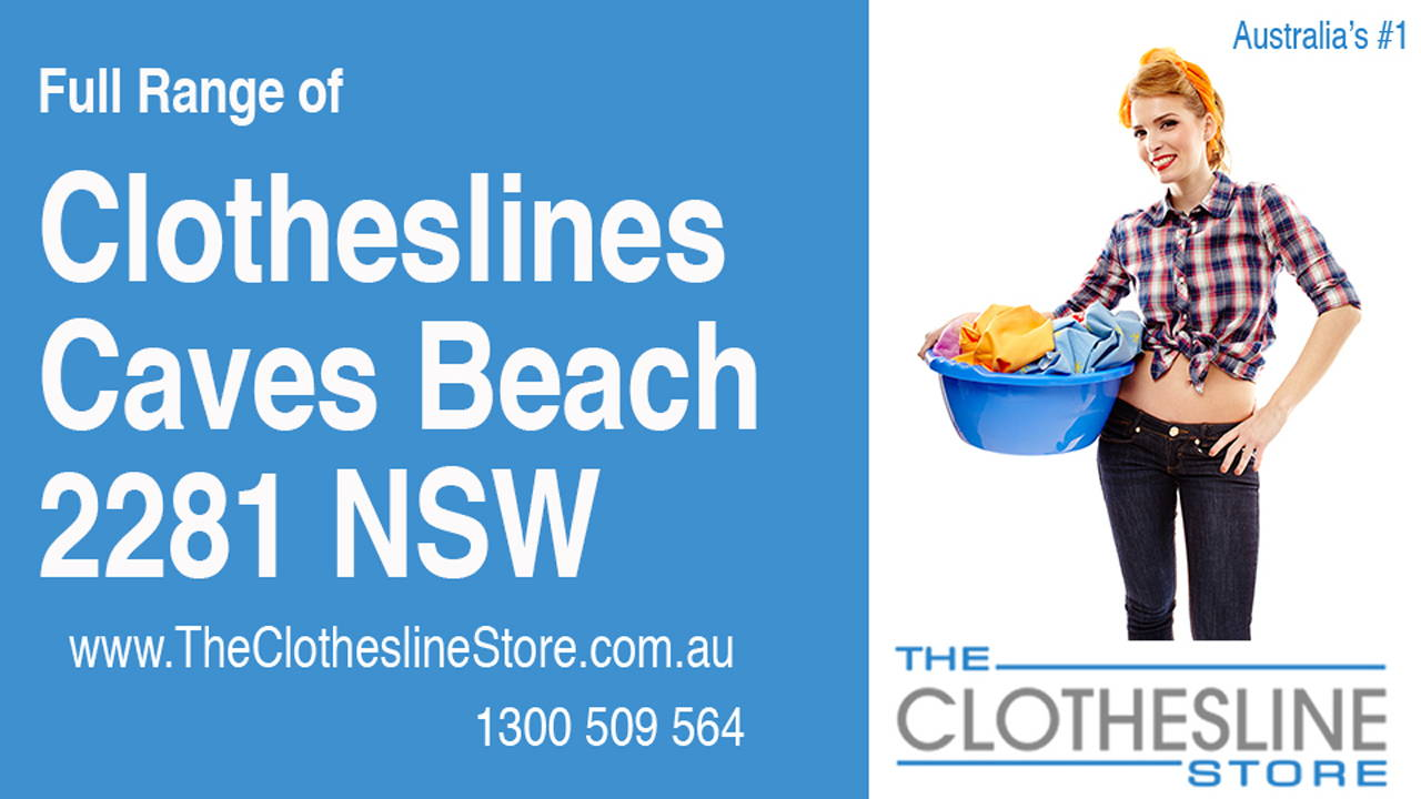 Clotheslines Caves Beach 2281 NSW