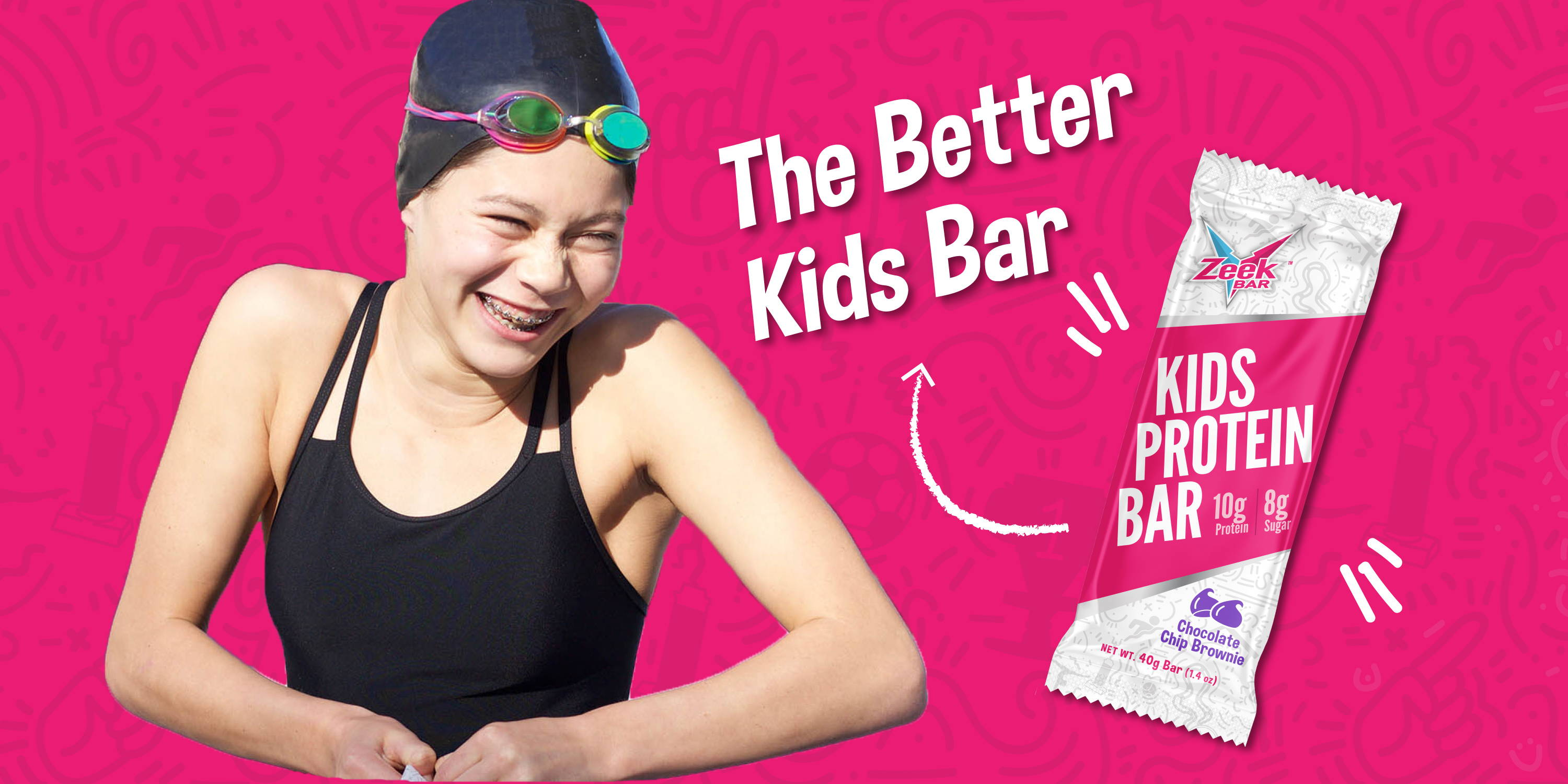 Zeek Bar Kids Snack Bar