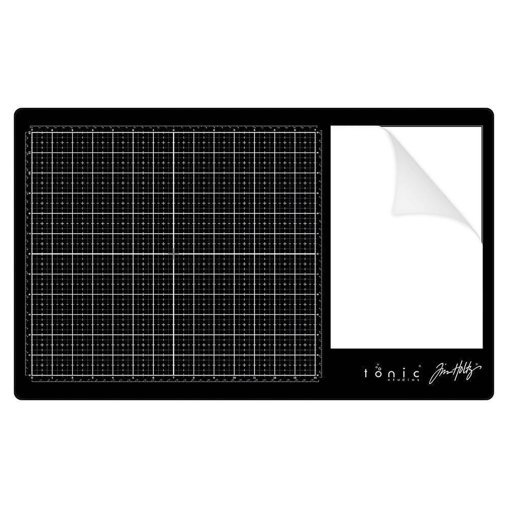 Tonic Glass Media Mat