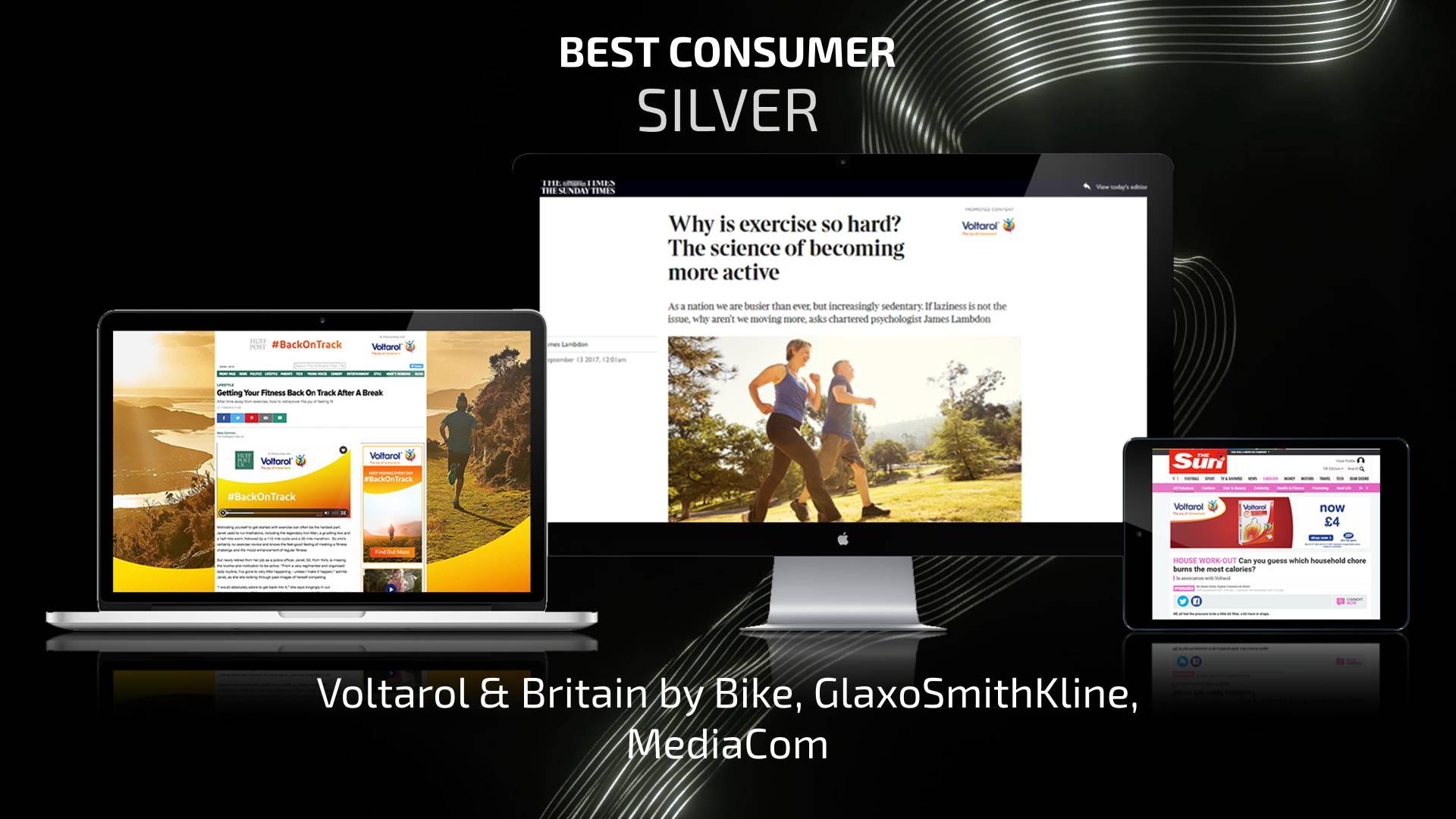 Best Consumer - Silver