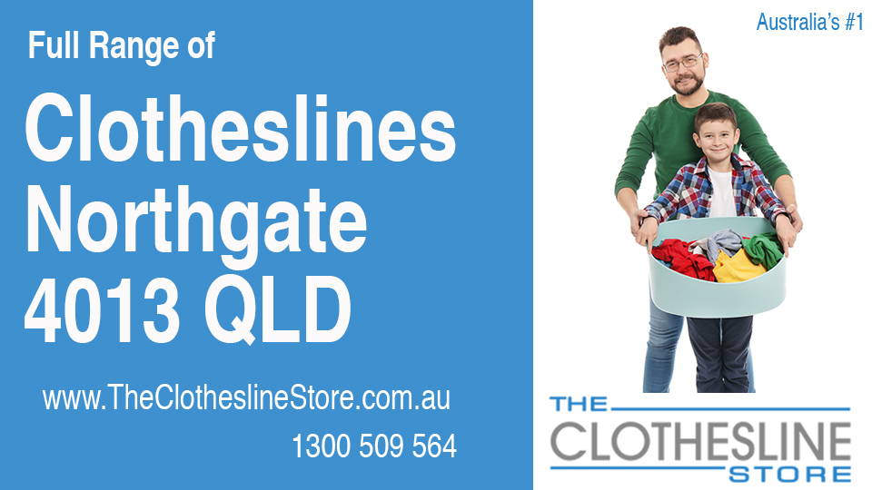 New Clotheslines in Northgate Queensland 4013
