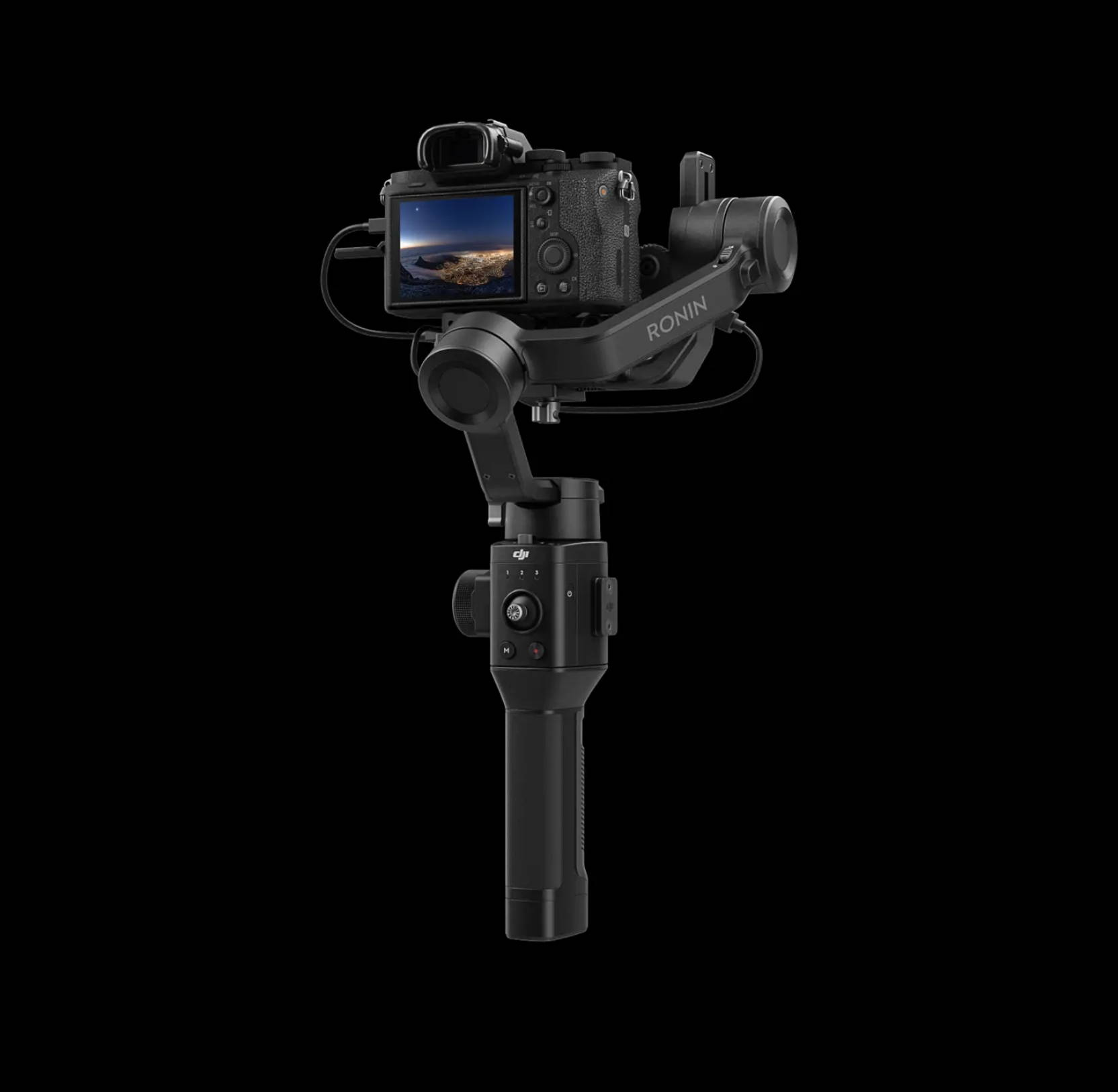 DJI Ronin-SC roll axis arm