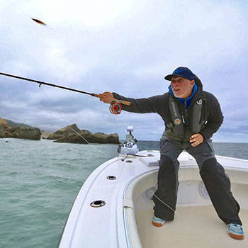 Surf Fly Fishing Guides in Northern California