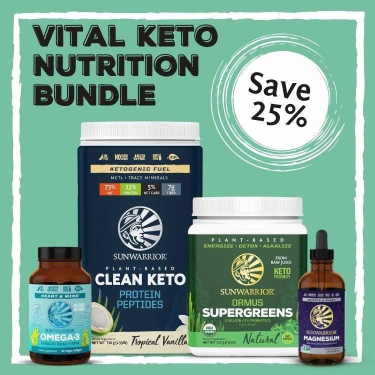 vital keto bundle