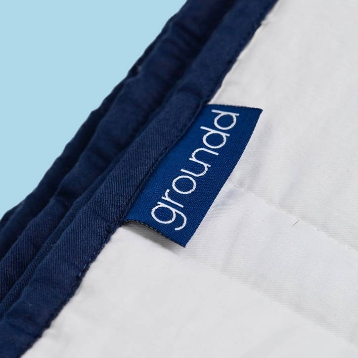 Groundd icon on weighted blanket nz