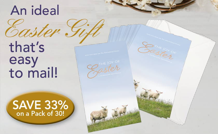 An ideal Easter Gift that's easy to mail!