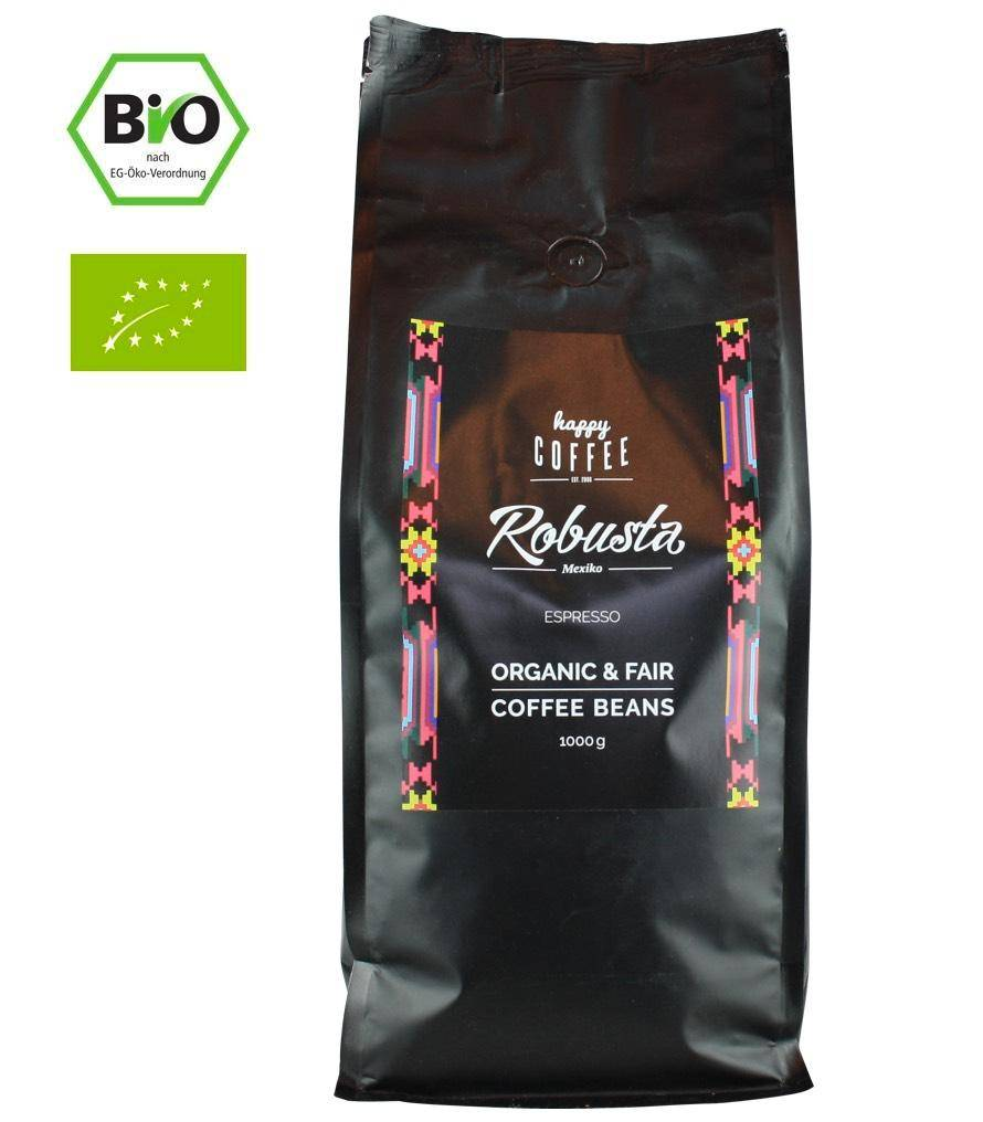 Happy Coffee Robusta