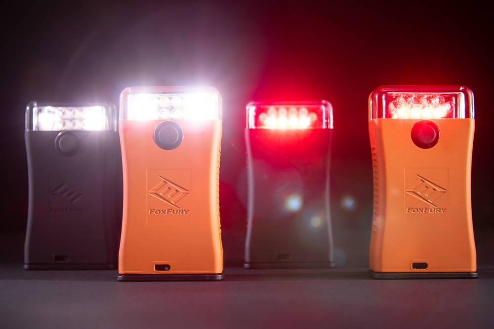 FoxFury Scout clip lights