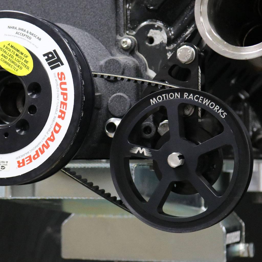 LS Mechanical Fuel Pump Spec Sheet Form
