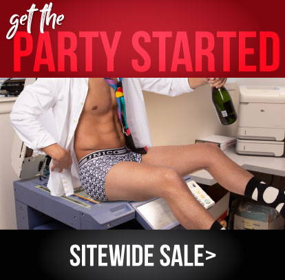 Get the party started with this sitewide sale!