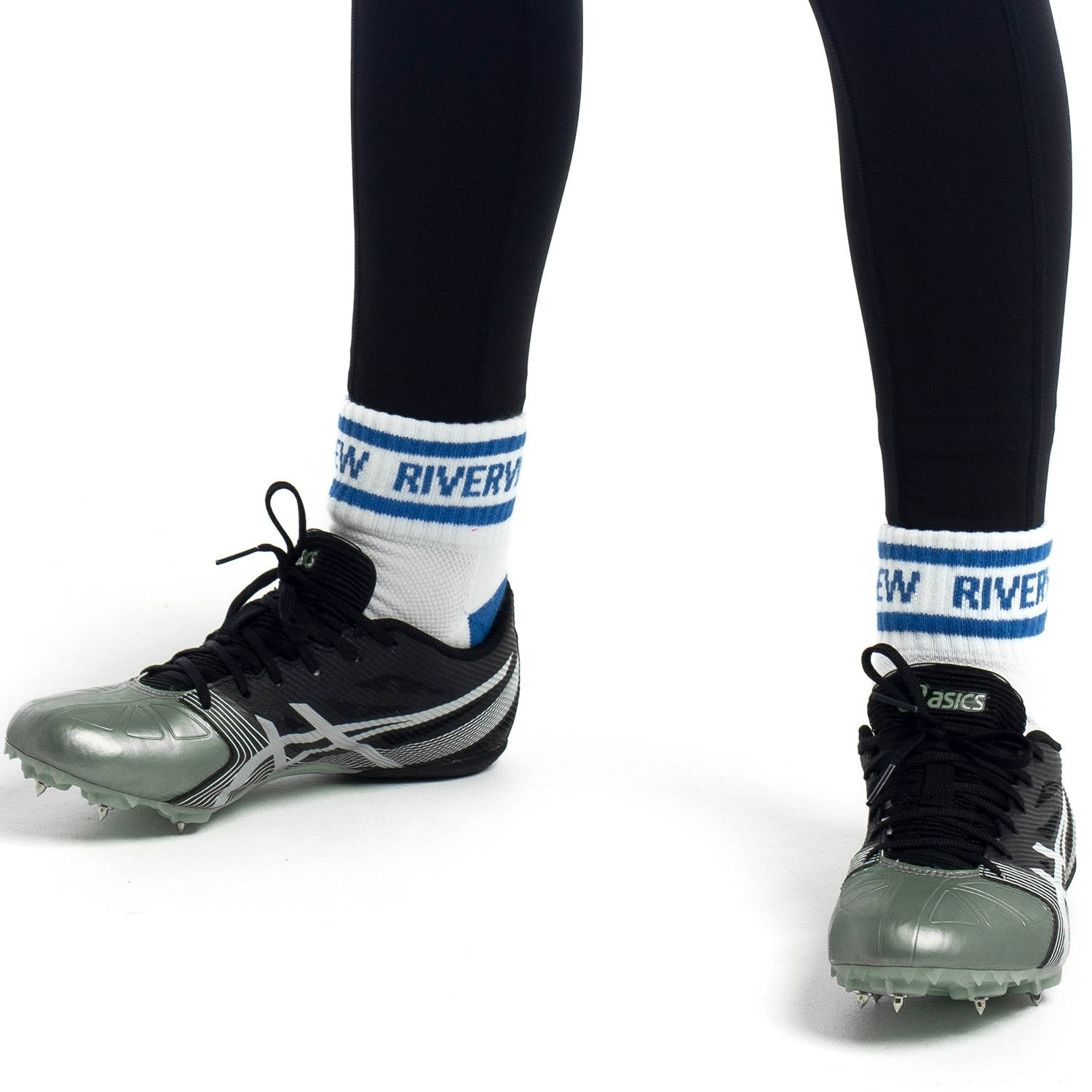 Custom Quarter Sock for St Ignatius Riverview by Valour Sport