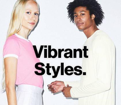 Vibrant Styles