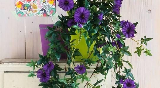 Le 5 piante artificiali più artistiche