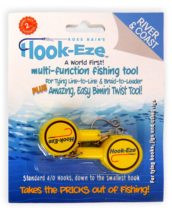Best Fishing Knot Tying Tool, Tie a Hook on a Fishing Line