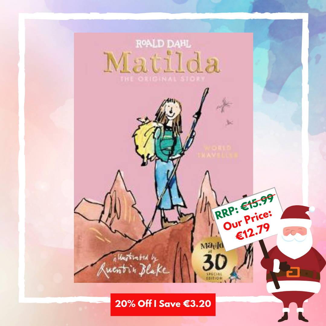 Matilda at 3- - World Traveller
