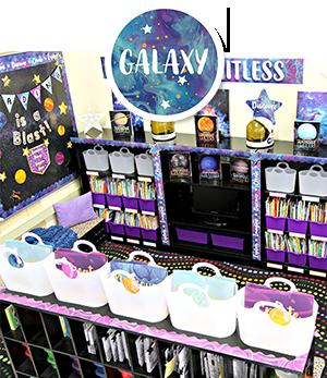 Galaxy Classroom Theme