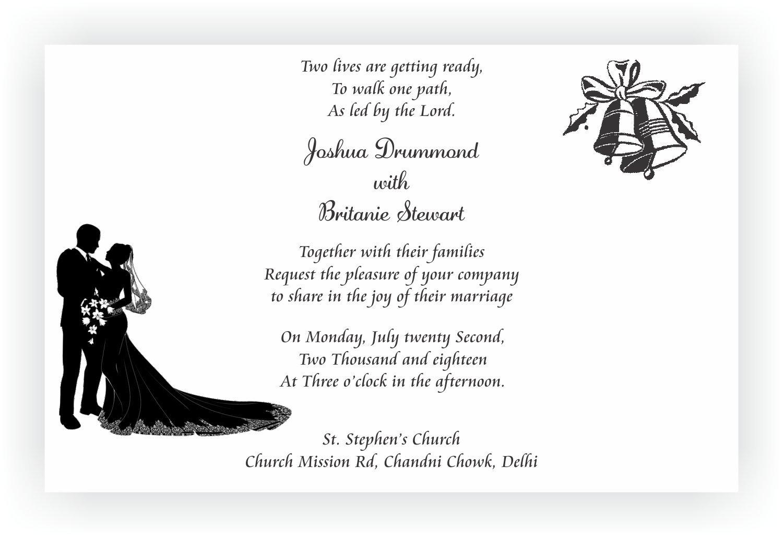 christian wedding invitation wordings  u2013 chococraft
