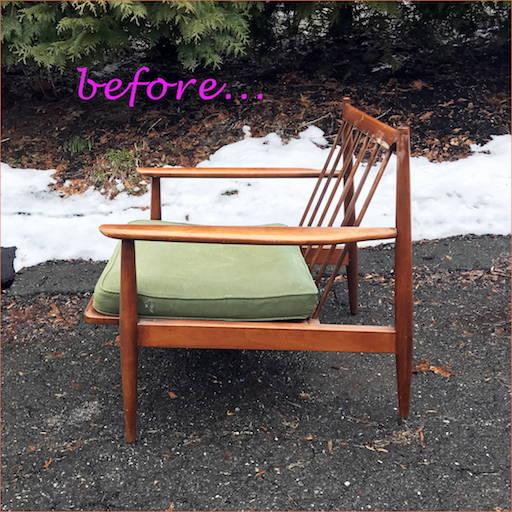 Reupholster Chair Brooklyn