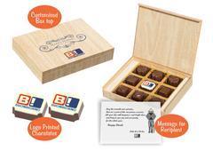 Diwali gift items (9 Chocolates - 100 Box)