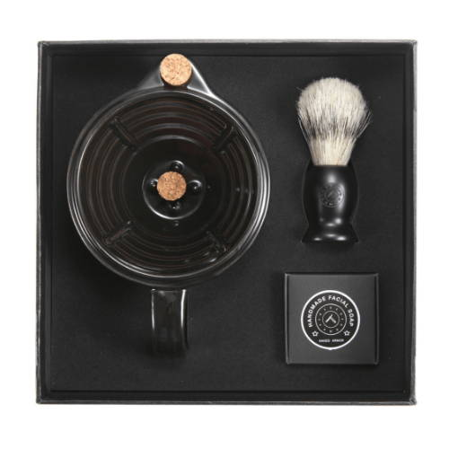 Savanna Scuttle Shaving Mug Kit