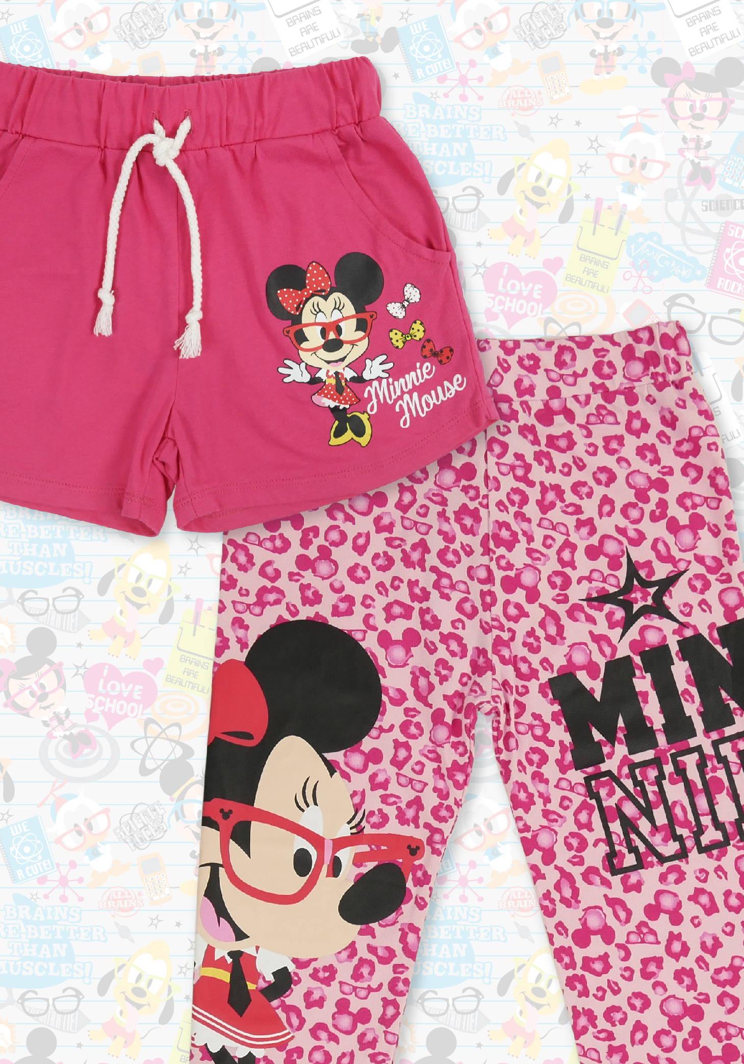 กางเกง เลคกิ้ง มินนี้เมาส์ leggings, shorts, skirts minnie mouse
