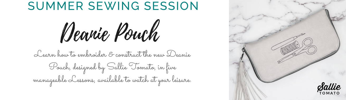 Deanie Pouch Session