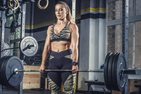 Ernährungsplan für Frauen im Muskelaufbau