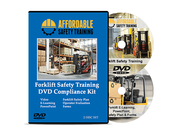 Forklift Operator Training DVD