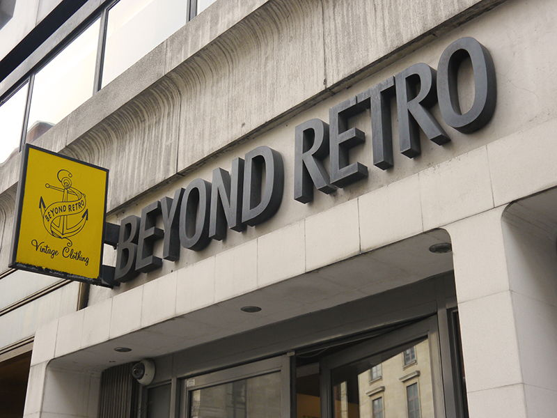 Vintage Clothing Stores UK | Beyond Retro UK Stores | Beyond