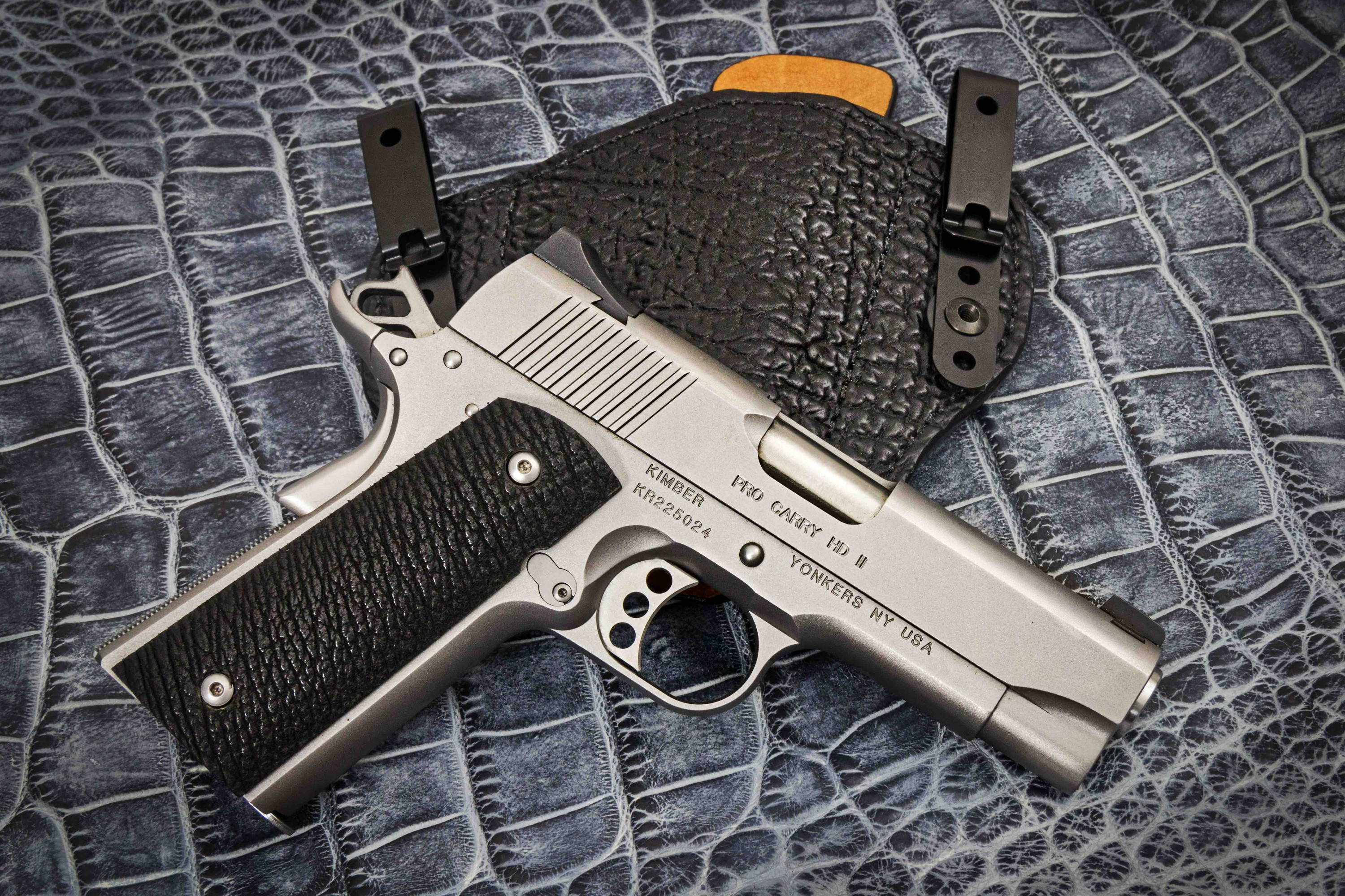 Concealed Carry Holster For 1911's