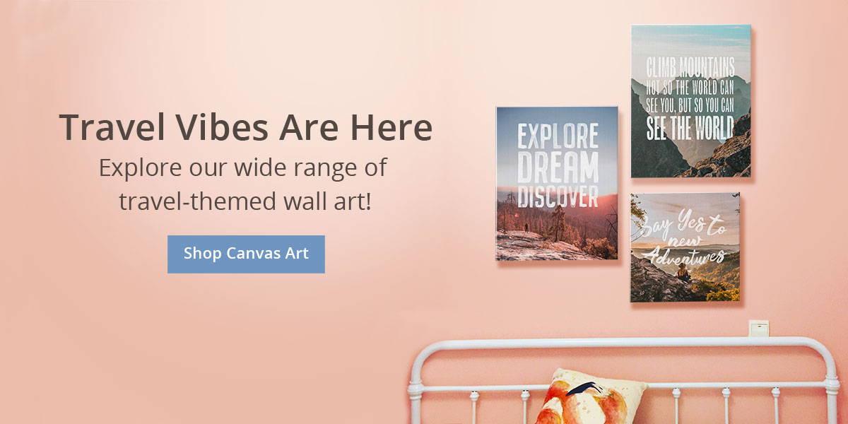 Conquest maps shop canvas art