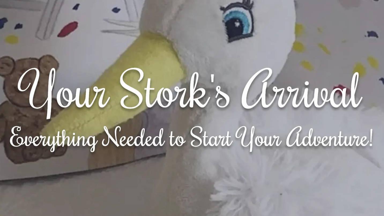 Stork Arrival