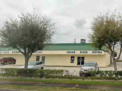 Indian River sportsman store front