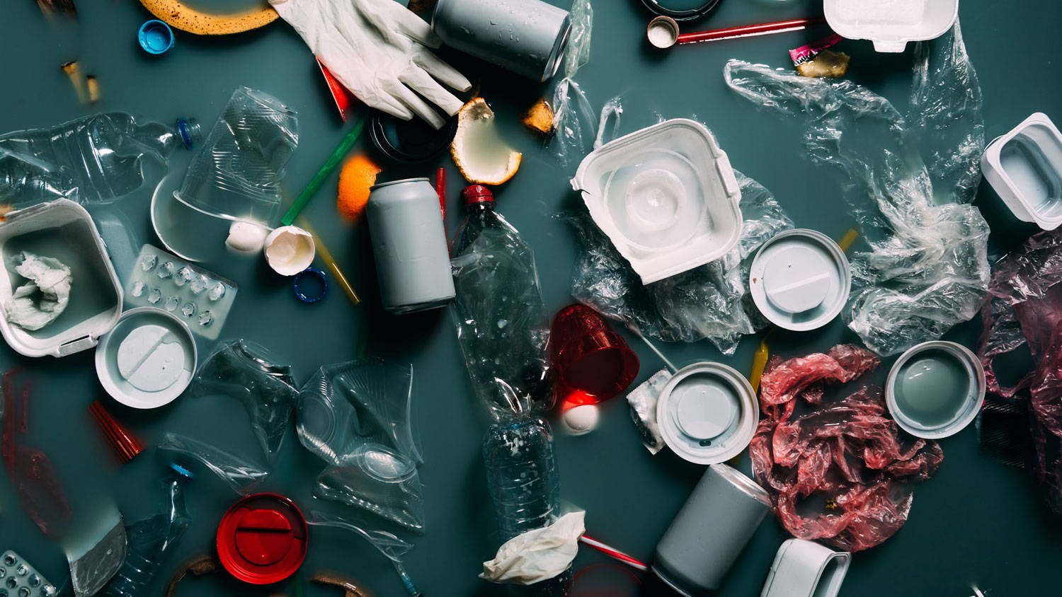 Guess how long it takes for plastic to biodegrade: Forever