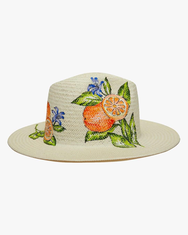 Rosa Panama Hat