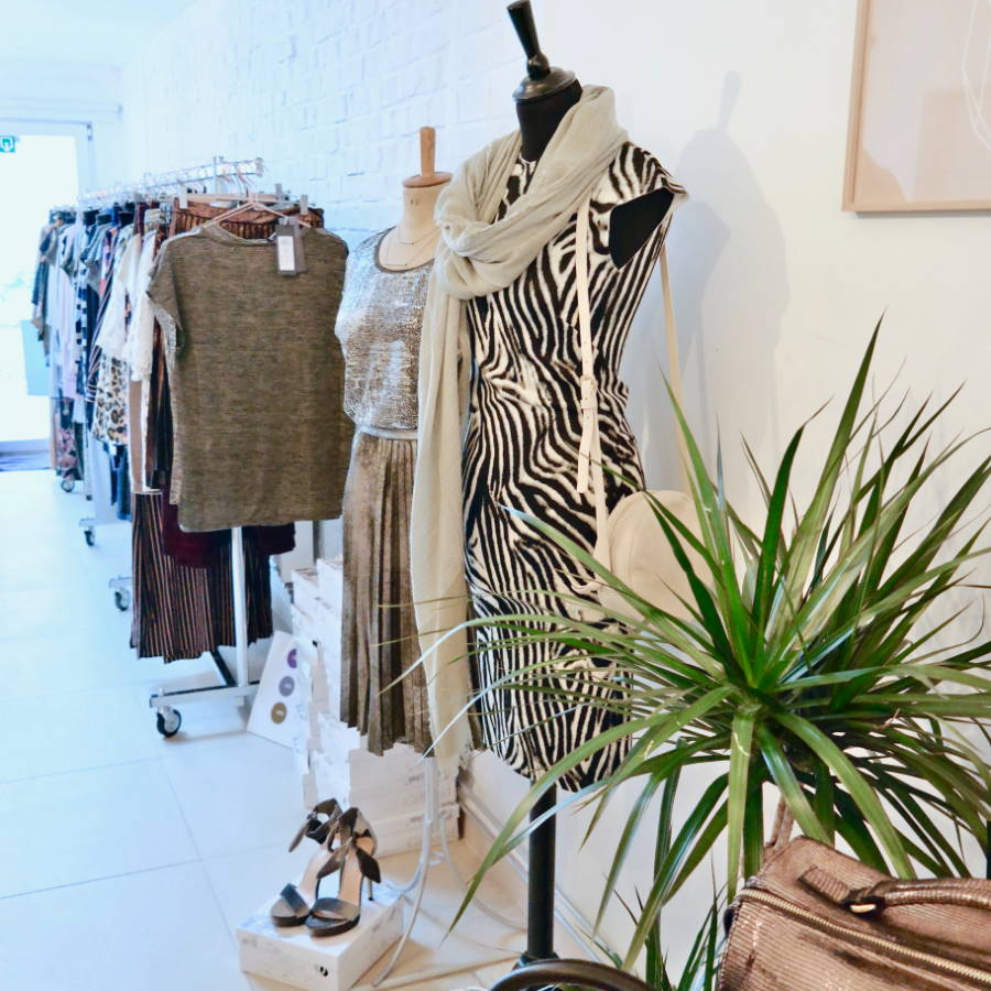 Pop-up shop at Cocotine