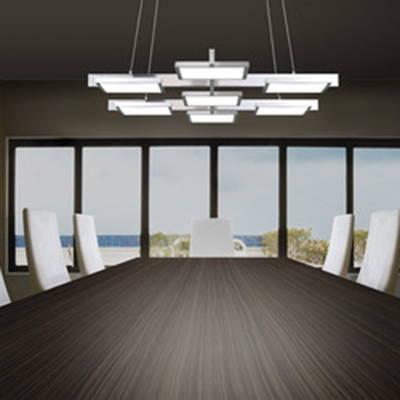 Sonneman chandeliers