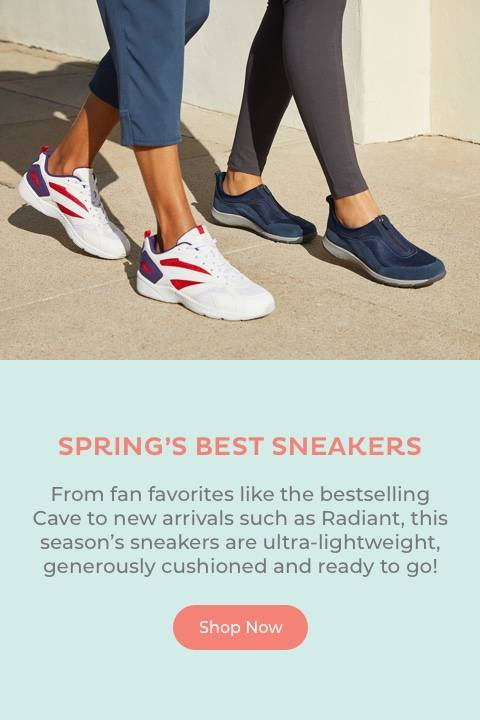 Springs Best Sneakers
