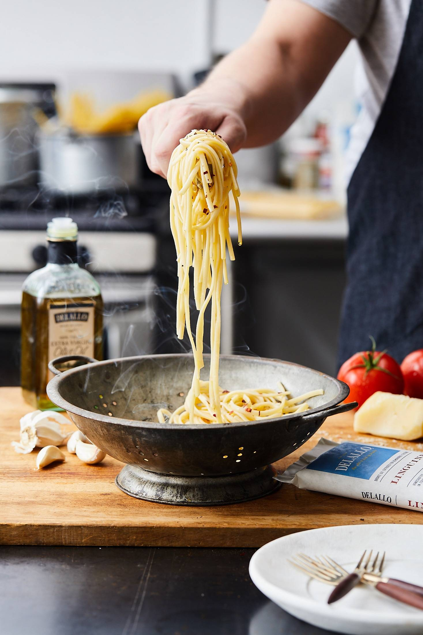 How To Cook Perfect Pasta - DeLallo