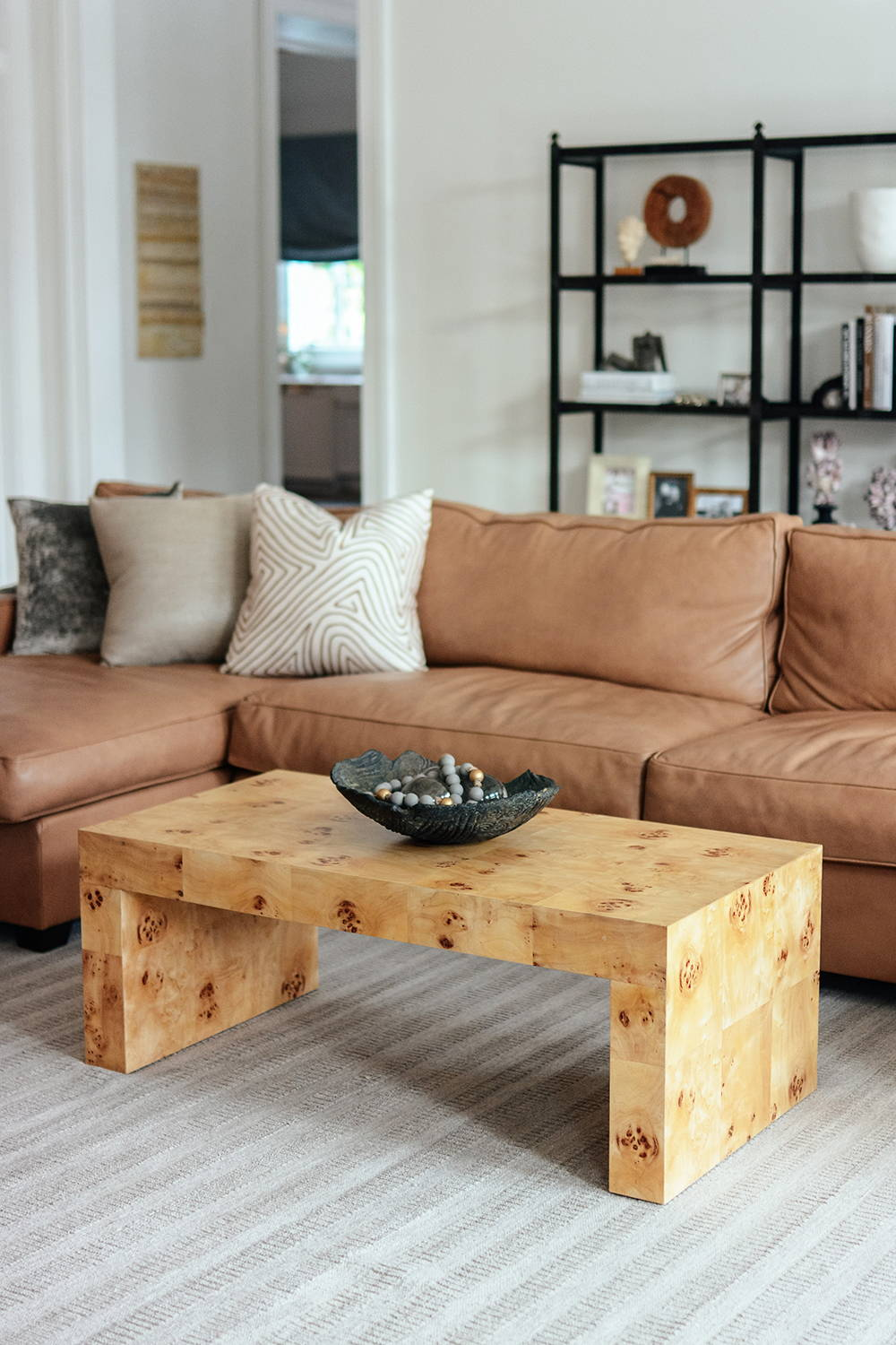 Ave Home | Chloé Burl Coffee Table