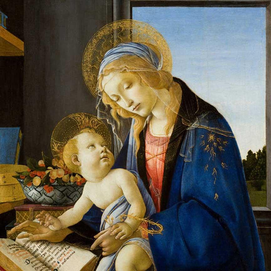 Sandro Botticelli Art