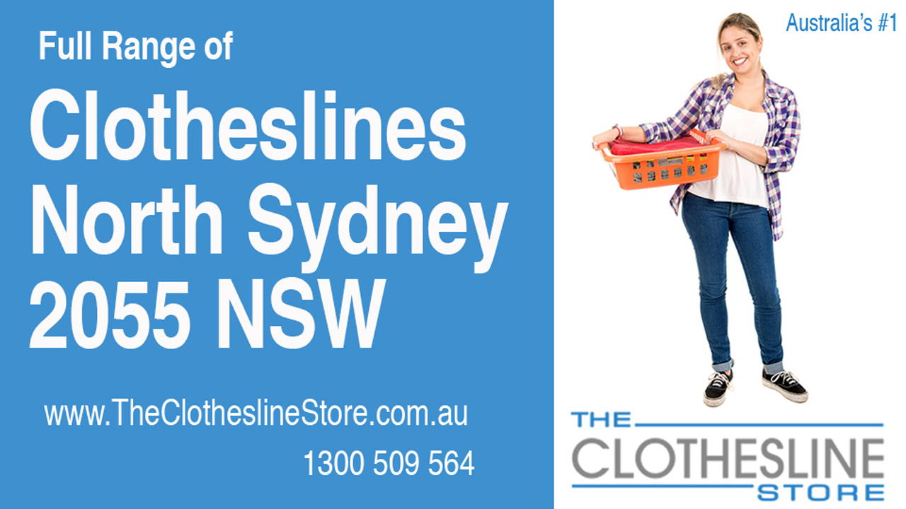 Clotheslines North Sydney 2055 NSW