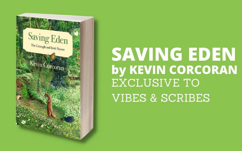 Kevin Corcoran Saving Eden