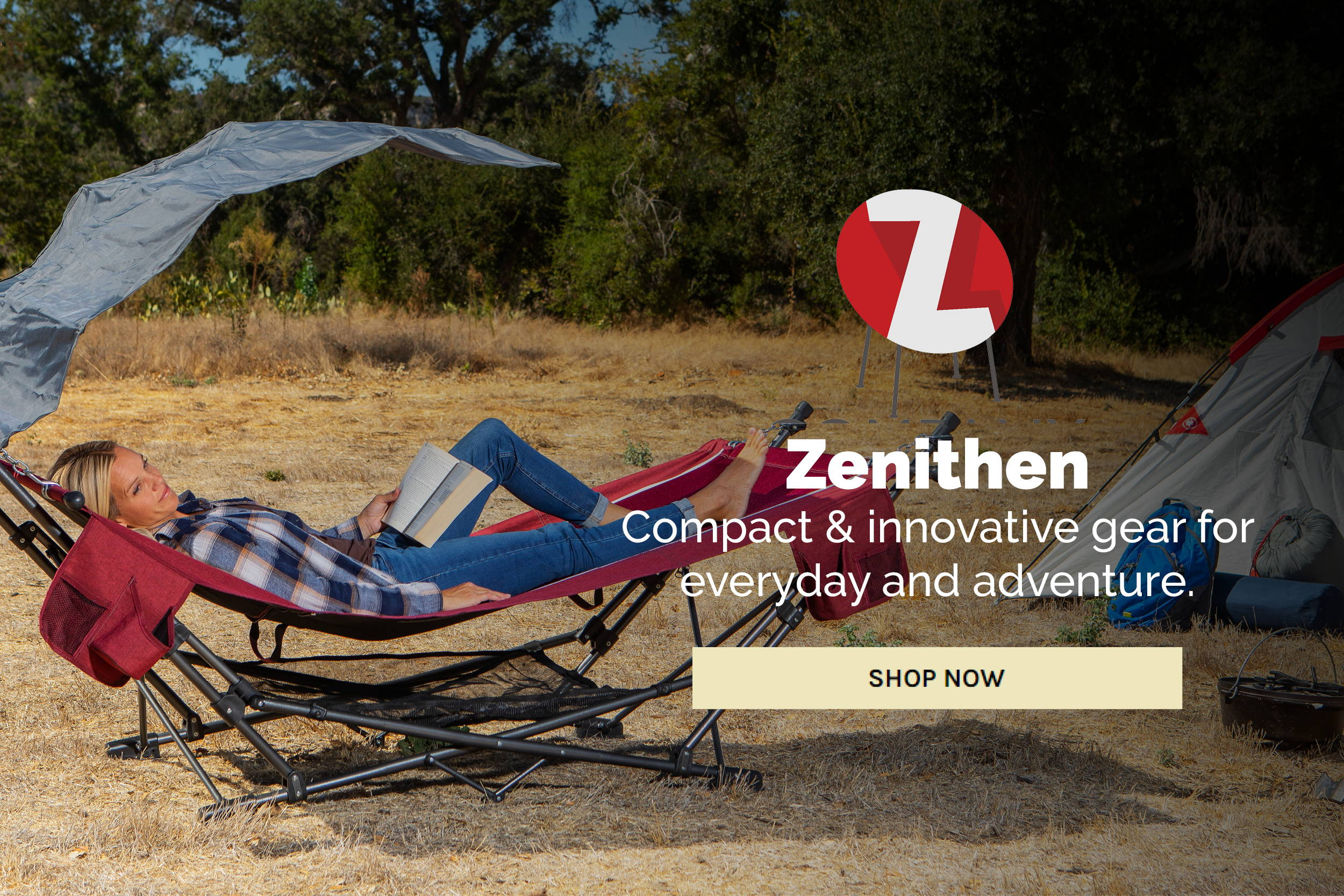 Zenithen. Compact and innovative gear for everyday and adventure. Shop Now.