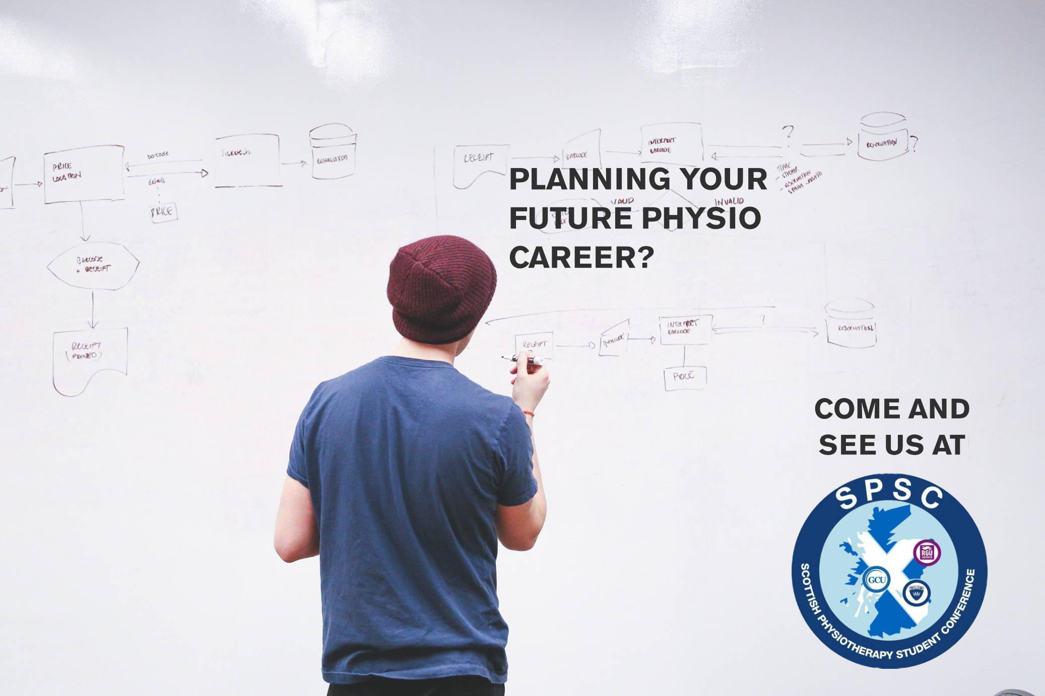 QualifiedPhysio Scottish Physio Student Conference SPSC 2018