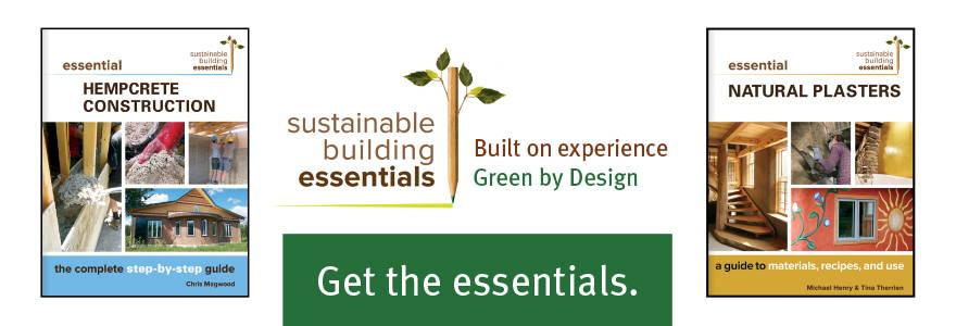 Sustainable Building Essentials