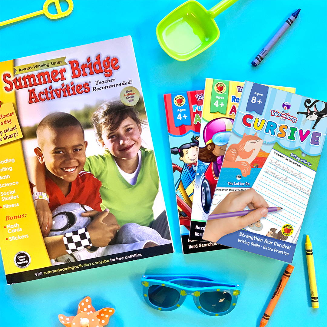 Summer Bridge and Take-Along Tablets