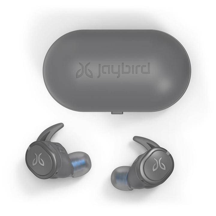Jaybird Run XT True Wireless Headphones storm/gray